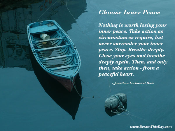 Peaceful Quotes And Sayings Quotes About Peaceful