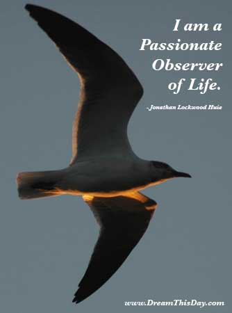 i am passionate about life essay