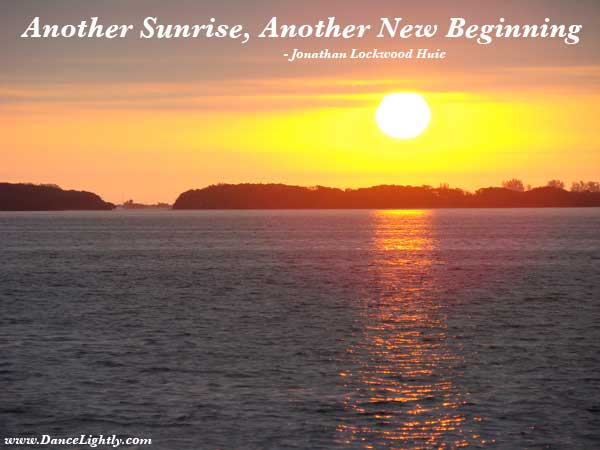 Sunrise Quotes And Sayings